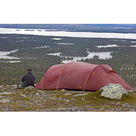 Nordisk Oppland 3 Light Weight Tente, burnt red